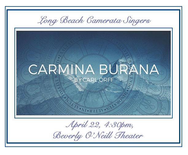 A Bit About Carmina Burana