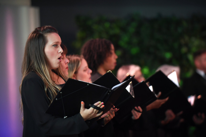 Raising voices for unity, Long Beach Camerata Singers host its Peace Project